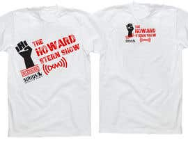 nº 57 pour Design a T-Shirt for The Howard Stern Show par quangarena