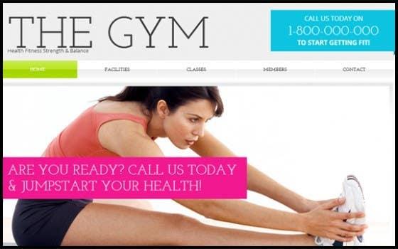 Bài tham dự cuộc thi #                                        9                                      cho                                         Design a Flyer for Health Gym / Sports Gym