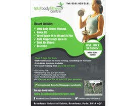 nº 4 pour Design a Flyer for Health Gym / Sports Gym par pris