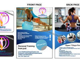 nº 7 pour Design a Flyer for Health Gym / Sports Gym par krisgraphic