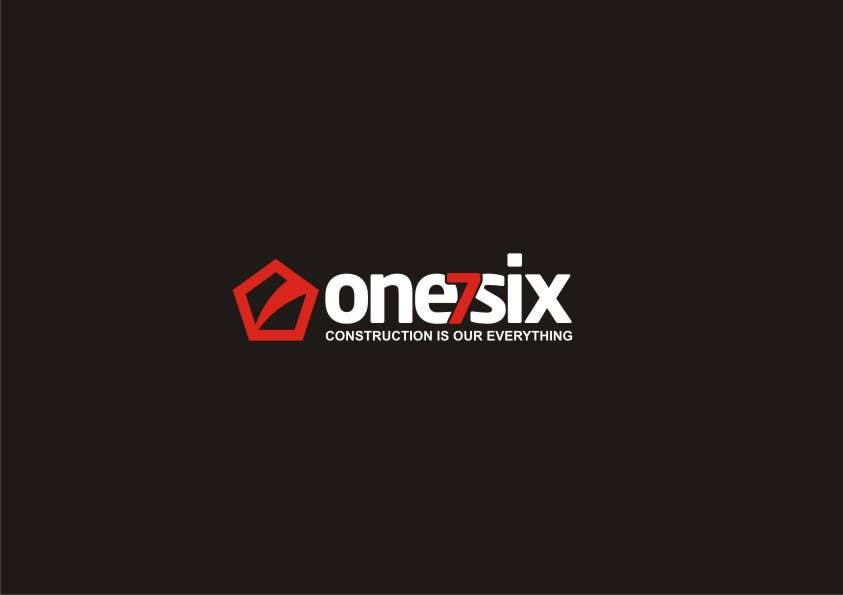 Kilpailutyö #                                        84                                      kilpailussa                                         Design a Logo for one7six