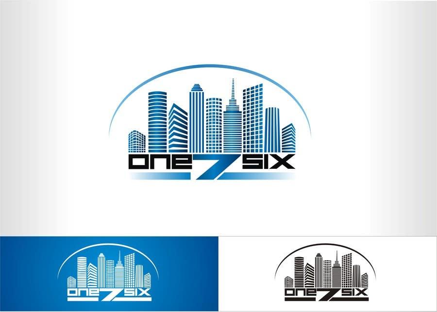 Kilpailutyö #                                        87                                      kilpailussa                                         Design a Logo for one7six