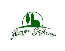 #34 para Design a Logo for 'Hunter Gatherer ' an Australian Health Food Company por ankvaria7