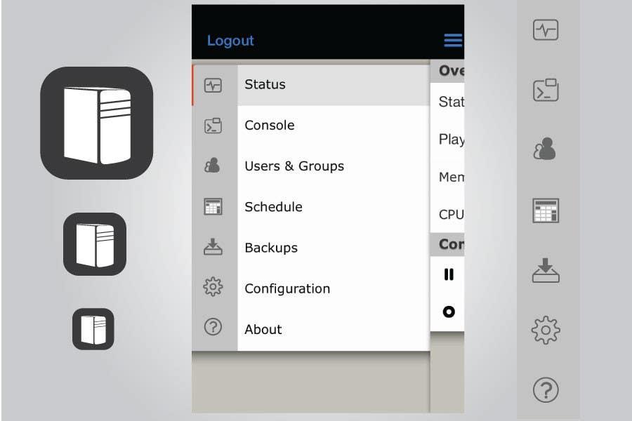 Bài tham dự cuộc thi #                                        1                                      cho                                         (Re-)Design icons of iOS app for usage iOS 7