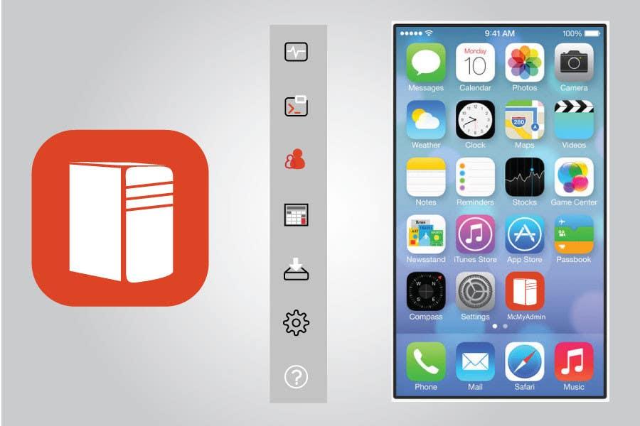 Bài tham dự cuộc thi #                                        2                                      cho                                         (Re-)Design icons of iOS app for usage iOS 7