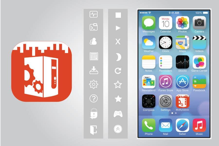 Bài tham dự cuộc thi #                                        27                                      cho                                         (Re-)Design icons of iOS app for usage iOS 7