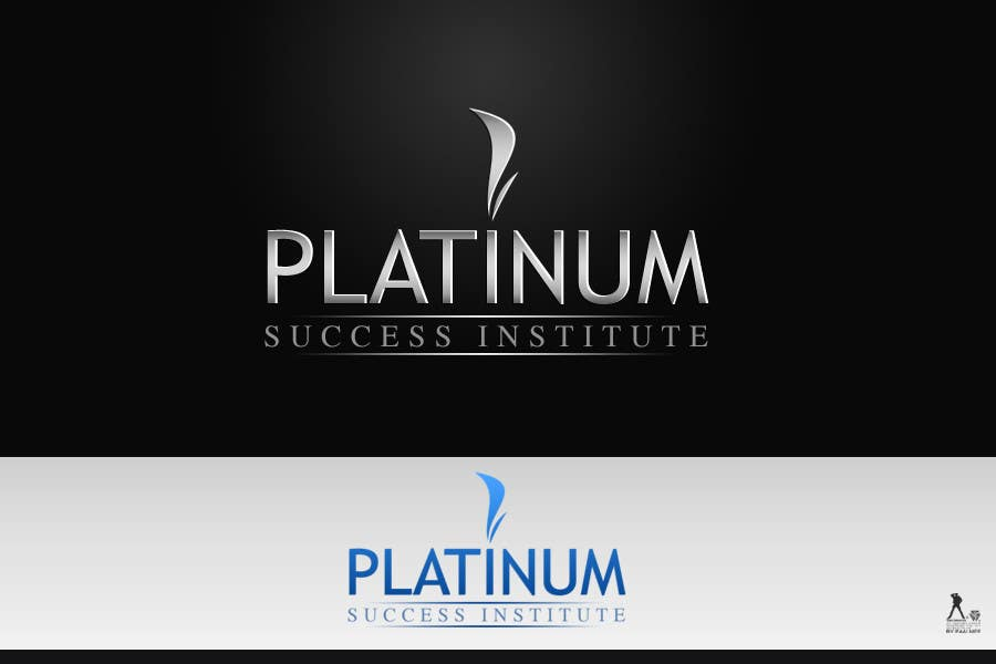 Inscrição nº 587 do Concurso para Logo Design for Platinum Success Institute