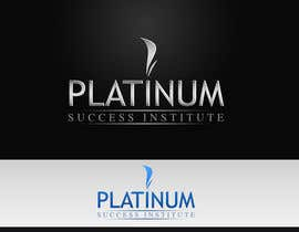 #587 para Logo Design for Platinum Success Institute de paalmee