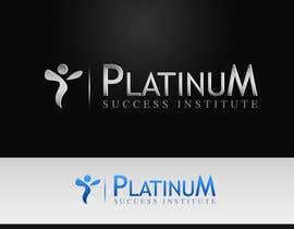 #354 para Logo Design for Platinum Success Institute de paalmee