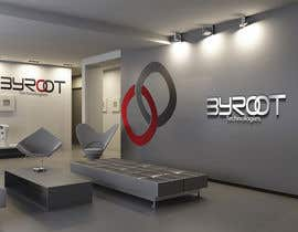 #110 for Develop a Corporate Identity for byroot Technologies af m2ny