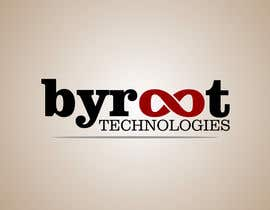 #25 para Develop a Corporate Identity for byroot Technologies por ben2ty