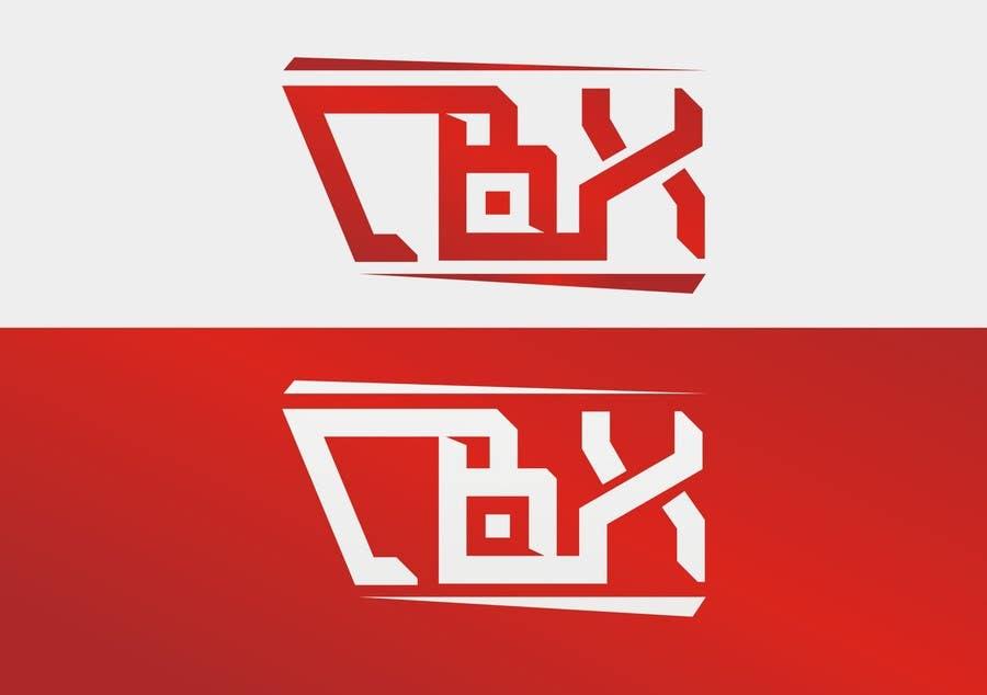 Penyertaan Peraduan #88 untuk Design logo CBX