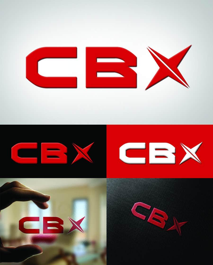 Penyertaan Peraduan #31 untuk Design logo CBX