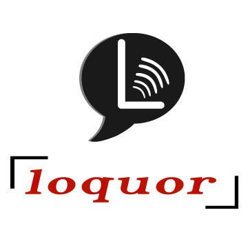 "#27 for Design a Logo for a mobile application ""Loquor"" by Ssanam01"