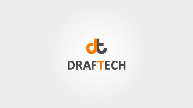 #310 for Design a Logo for Draftech by FreeLander01