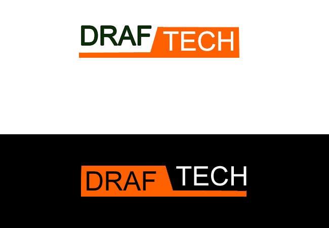 #458 for Design a Logo for Draftech by blackholeblast