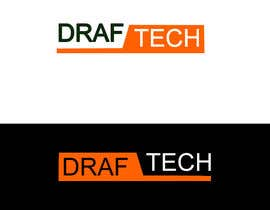 #458 for Design a Logo for Draftech by blackholeblast