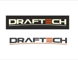 #345 for Design a Logo for Draftech by iulian4d