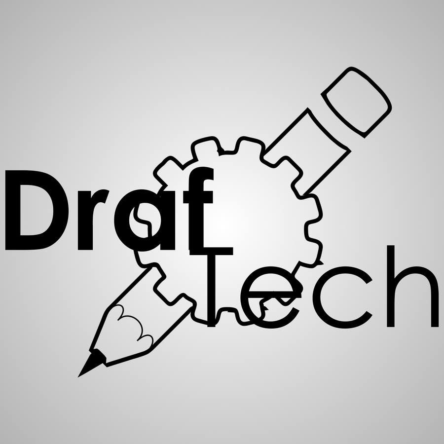 #258 for Design a Logo for Draftech by GhostlyT