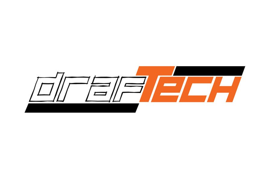 #89 for Design a Logo for Draftech by rizzzwan