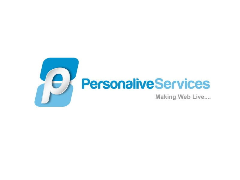 #36 for Design a Logo for Personalive Services by djcaesargr