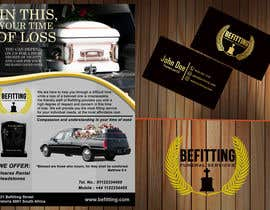 nº 61 pour Design a  logo, business card and a flyer for  Hearse Rental Business par armanlim