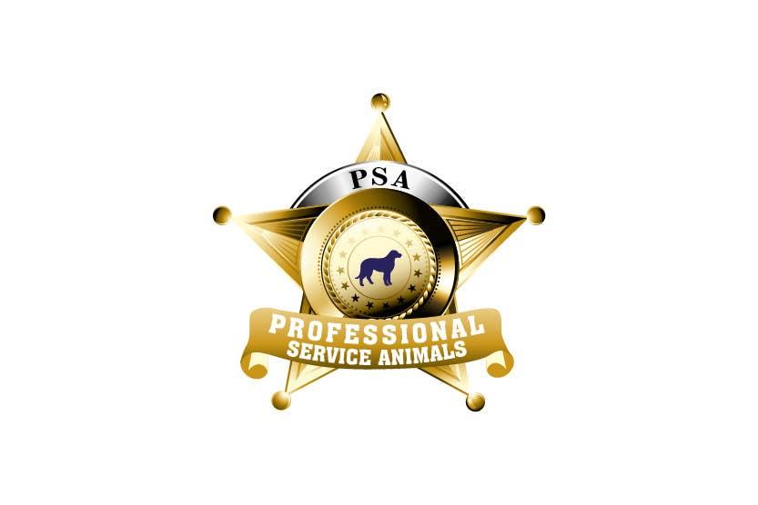 Bài tham dự cuộc thi #                                        22                                      cho                                         Design a Logo for PSA (Professional Service Animals)