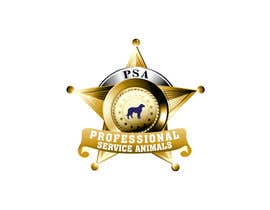 #22 for Design a Logo for PSA (Professional Service Animals) by Arts360