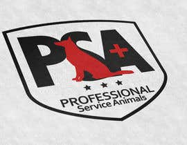 #34 for Design a Logo for PSA (Professional Service Animals) af merog