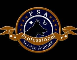 #25 for Design a Logo for PSA (Professional Service Animals) by bobbyfariz
