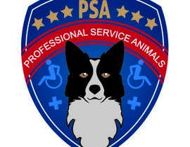 #16 para Design a Logo for PSA (Professional Service Animals) por popescumarian76