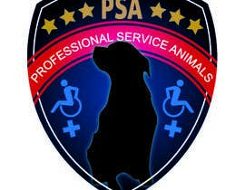 #27 para Design a Logo for PSA (Professional Service Animals) por popescumarian76