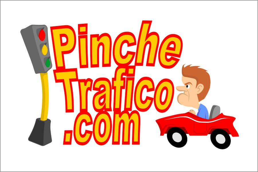 Penyertaan Peraduan #25 untuk Graphic Design for PincheTrafico.com