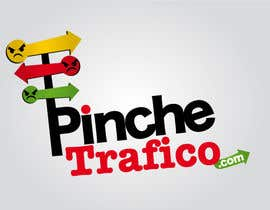 nº 45 pour Graphic Design for PincheTrafico.com par theideascrew