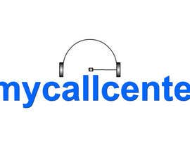 #144 para Design a Logo for mycallcenter por manuelc65