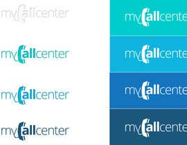 #149 para Design a Logo for mycallcenter por commharm