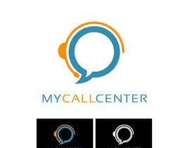 #146 para Design a Logo for mycallcenter por juanpa11