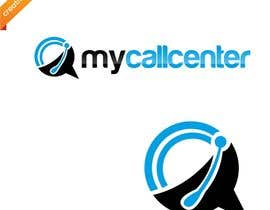 #91 para Design a Logo for mycallcenter por creativodezigns