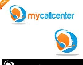 #92 para Design a Logo for mycallcenter por creativodezigns