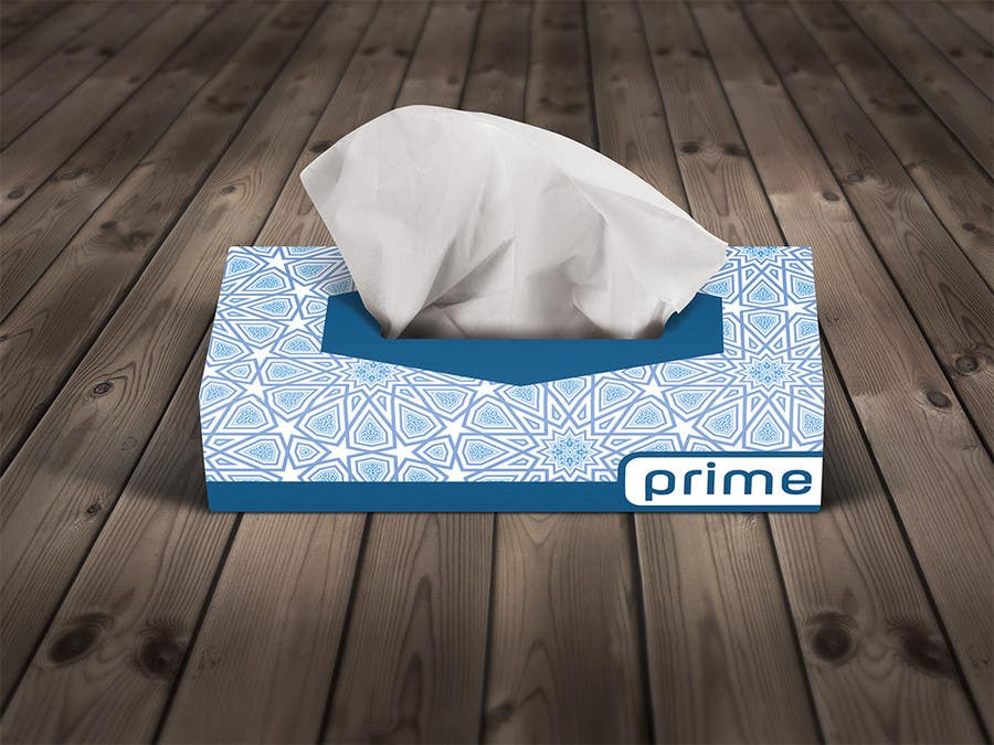 Design Facial Tissue Paper Box | Freelancer - photo#18