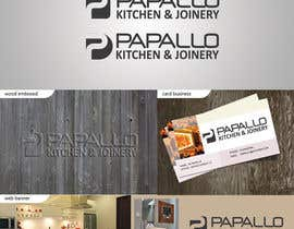 #23 untuk Design a Logo for Papallo Kitchens & Joinery oleh dindinlx