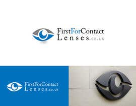 #277 para Design a Logo for FirstForContactLenses.co.uk por johanmak