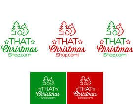#58 for Design a Logo for That Christmas Shop.com af Designer0713