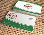 Contest Entry #31 for Develop a Corporate Identity for SUPA brand