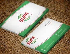 #35 for Develop a Corporate Identity for SUPA brand af pankaj86