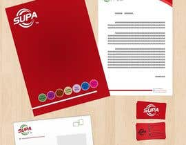 #11 for Develop a Corporate Identity for SUPA brand af danapopa88