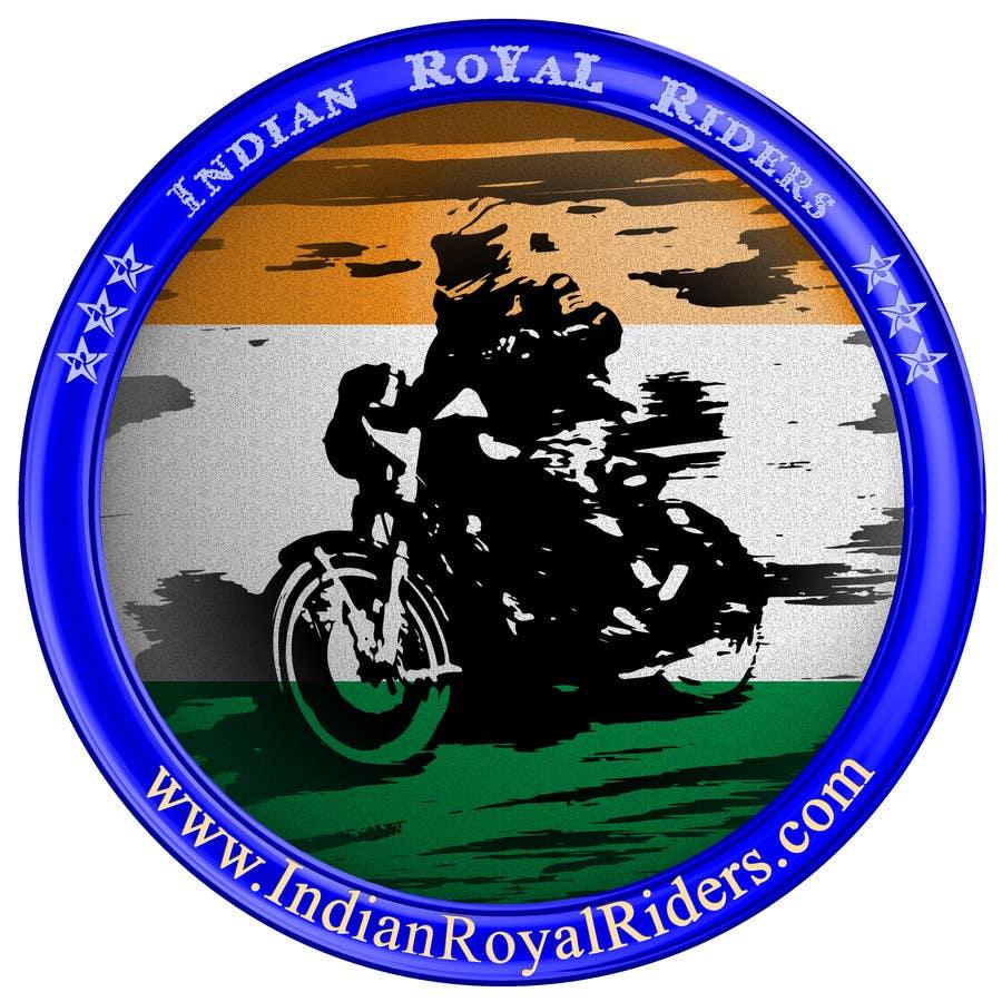 Bài tham dự cuộc thi #                                        17                                      cho                                         Design a Logo for Indianroyalriders.com