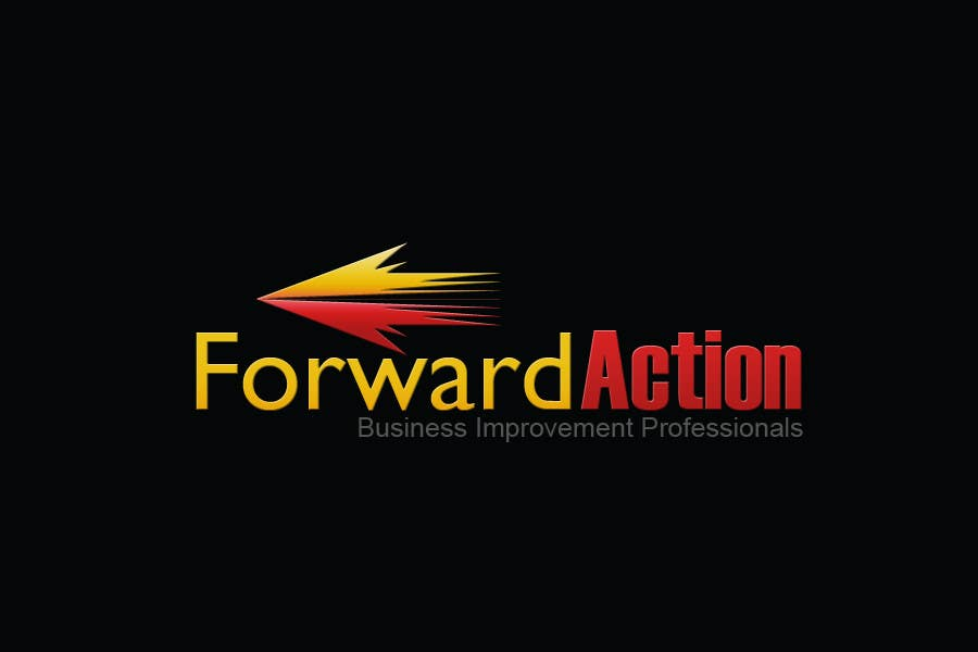 "Contest Entry #207 for Logo Design for Forward Action   -    ""Business Coaching"""