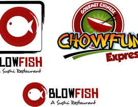 #100 for Design two Logos for a Chinese restaurant and a sushi restaurant by saimarehan