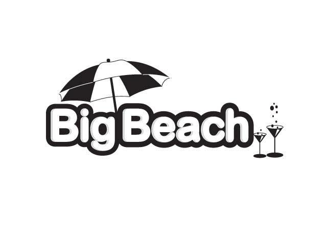 Contest Entry #48 for Logo Design for Big Beach